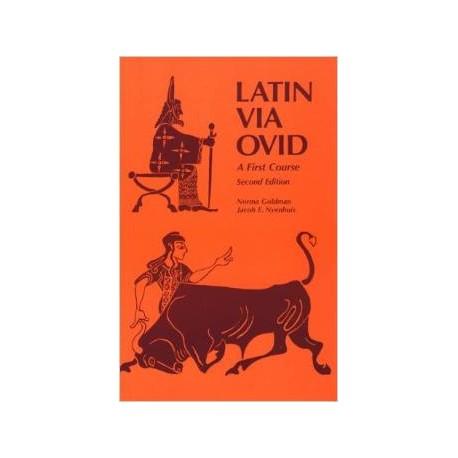 Latin via Ovid. A first course