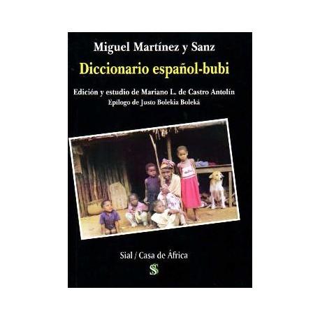 Diccionario español-bubi