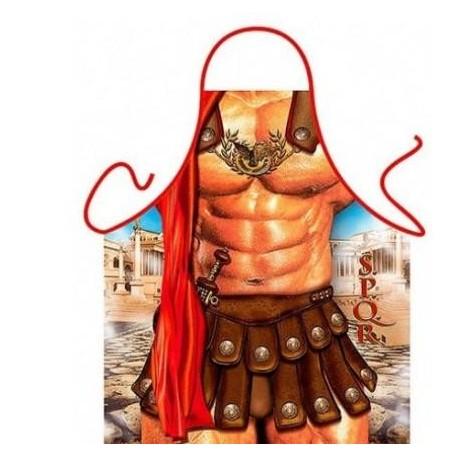 Delantal gladiador romano