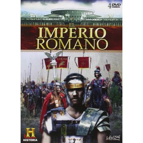 EL IMPERIO ROMANO (4 DVD)