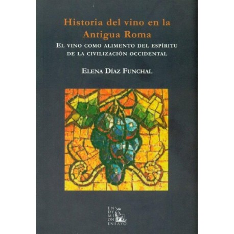 Historia del vino en la antigua Roma.