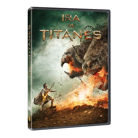 Ira de Titanes (DVD)