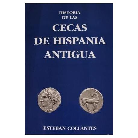Historia de las cecas de Hispania antigua