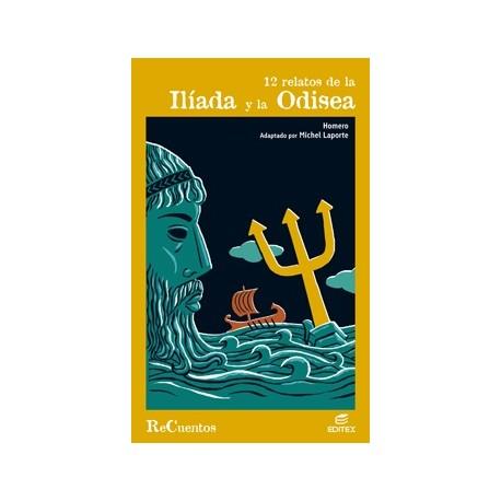 12 relatos de la Ilíada y la Odisea