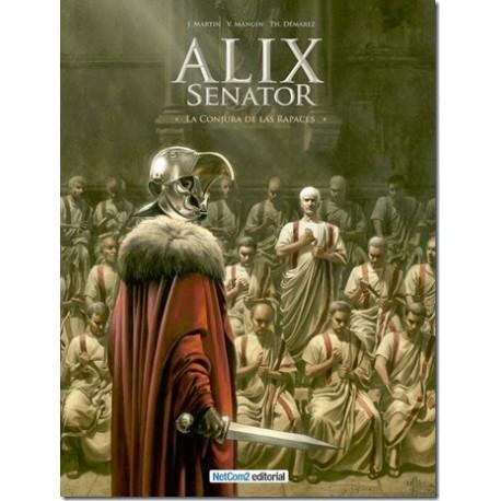 Alix Senator: El ciclo de las Rapaces