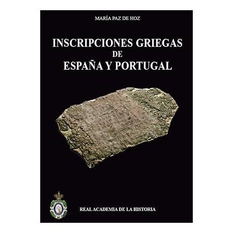 Inscripciones griegas de España y Portugal