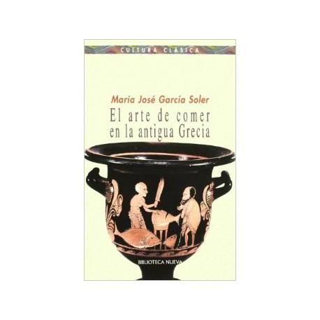 El arte de comer en la Antigua Grecia.