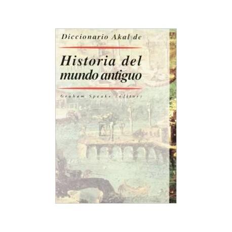 Diccionario de Historia del mundo antiguo.