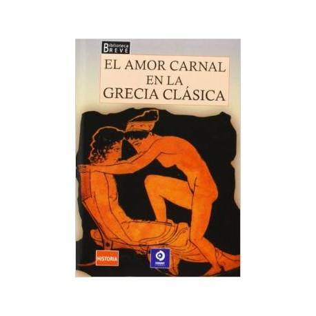 El amor carnal en la Grecia clásica