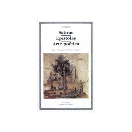 Sátiras. Epístolas. Arte poética. Edición bilingüe
