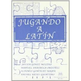 Jugando a Latín. La gramática en pasatiempos.