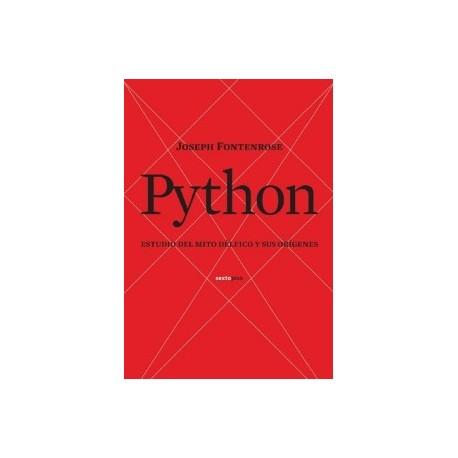 Python. Estudio del mito délfico y sus orígenes