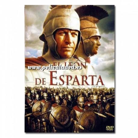 El león de Esparta DVD