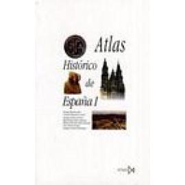 Atlas histórico de España.vol. I. Mapas - Imagen 1