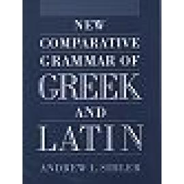 New comparative grammar of greek and latin - Imagen 1