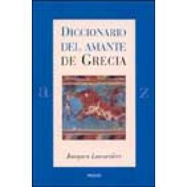 Diccionario del amante de Grecia. - Imagen 1