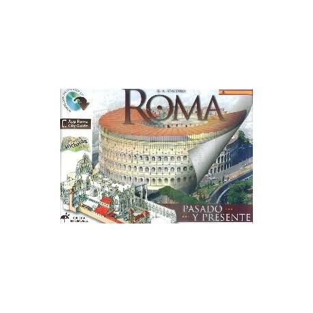 Roma. Pasado y presente. Incluye CD-DVD ROM