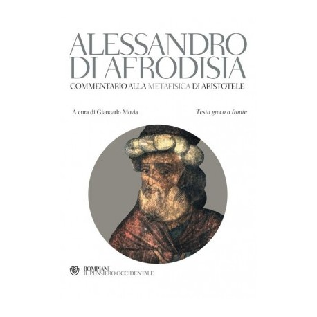 "Commentario alla ""Metafisica"" di Aristotele"