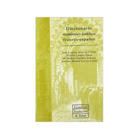 Diccionario económico-jurídico francés-español.