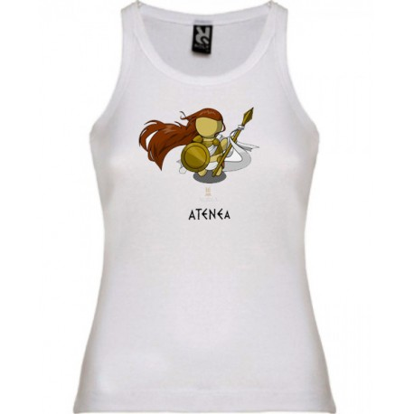 Camiseta Atenea tirantes