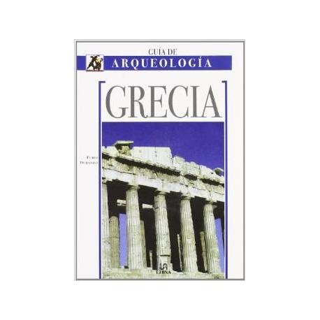 Guía de arqueológica de Grecia.