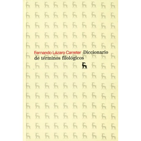Diccionario de términos filológicos
