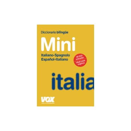 Diccionario mini Italiano-Spagnolo/Español-Italiano