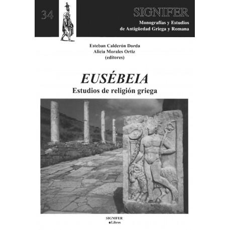 Eusébeia. Estudios de religión griega