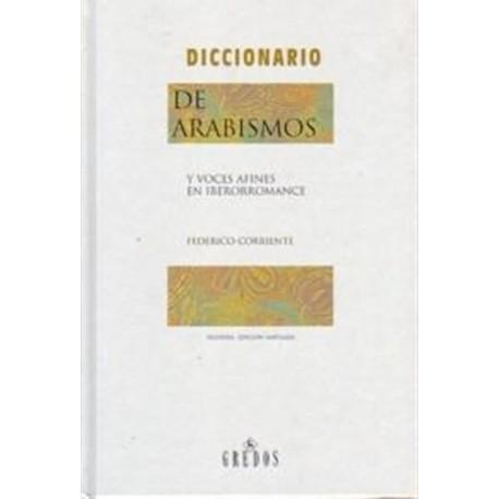 Diccionario de arabismos y voces afines en iberorromance