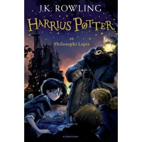 Harrius Potter et philosophi lapis. Harry Potter en latín