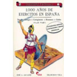1000 años de ejercitos en España. - Imagen 1