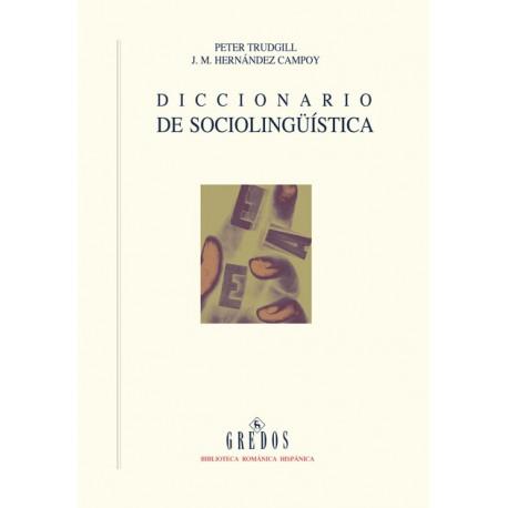 Diccionario de sociolingüística