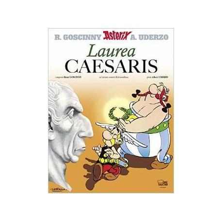 Asterix  Laurea Caesaris. Asterix en latín