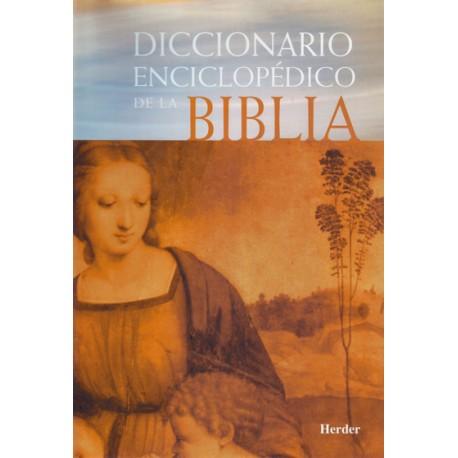 Diccionario enciclopédico de la Biblia.