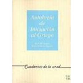 Antología de iniciación al griego. 2ª reimpresión - Imagen 1