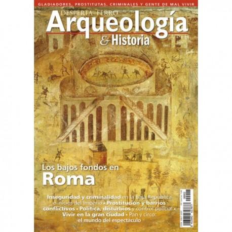 Arqueología e Historia n.º2: Los bajos fondos en Roma