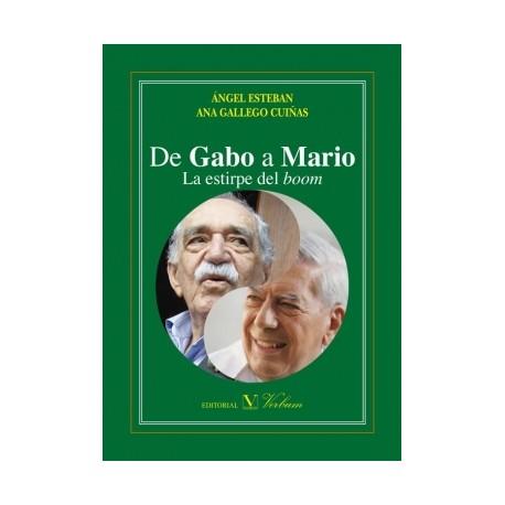 De Gabo a Mario. La estirpe del boom