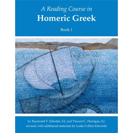 A reading course in Homeric Greek.Book I