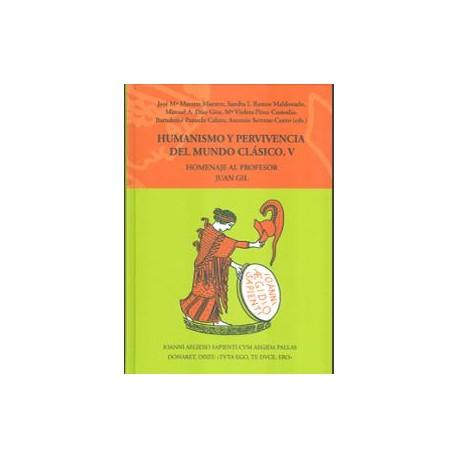 Humanismo y pervivencia del mundo clásico: homenaje al profesor Juan Gil.Vol. 4