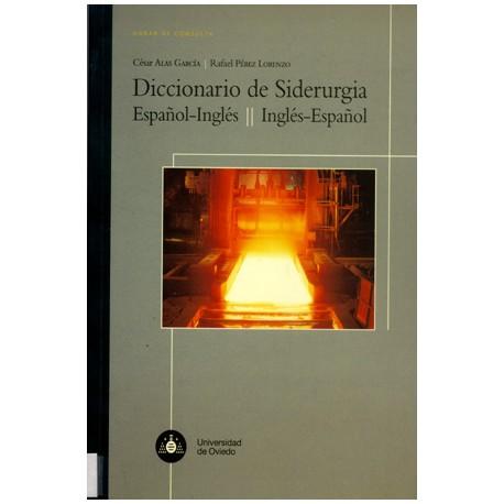 Diccionario de siderurgia: español-inglés/inglés-español