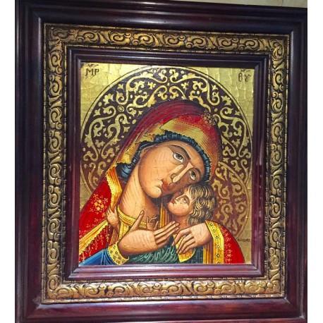 Santo Icono de la Madre de Dios de Korsum