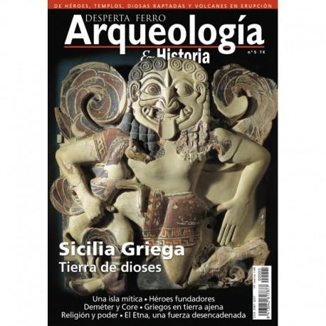 Sicilia griega. Tierra de dioses. Arqueología e Historia, 5