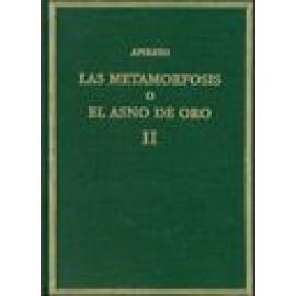 Las Metamorfosis o El asno de Oro. Vol. II, (Libros 4-11). Edición bilingüe - Imagen 1
