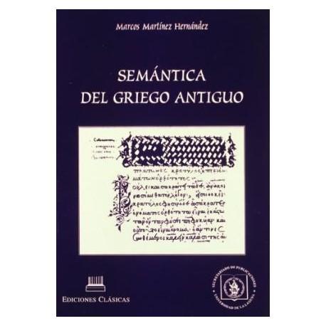 Semántica del griego antiguo