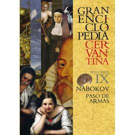 Gran Enciclopedia Cervantina Vol. IX Nabokov paso de armas