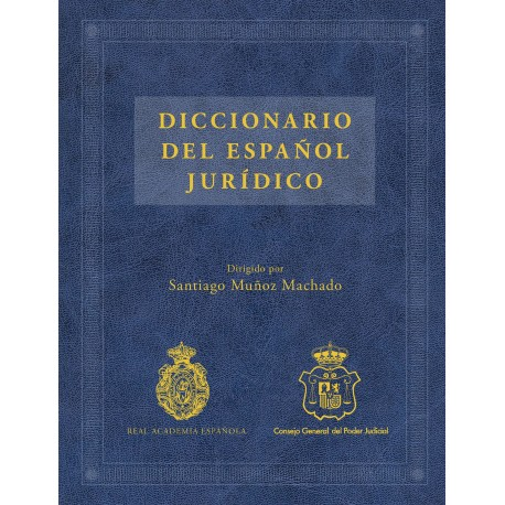 Diccionario del español jurídico
