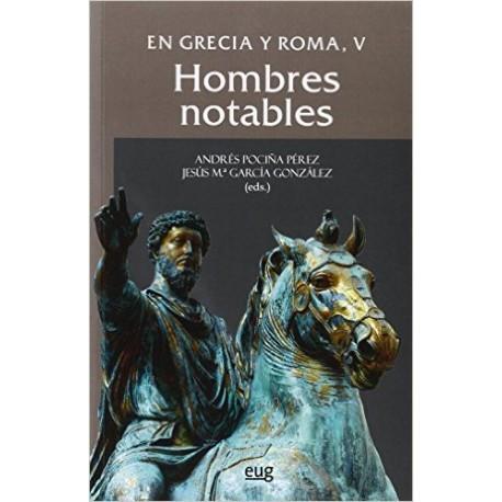 En Grecia y R oma V : hombres notables