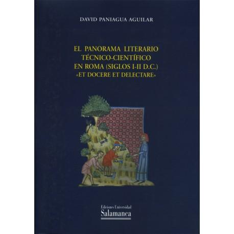 El panorama literario técnico-científico en Roma (Siglos I-II D.C.) 'Et docere et delectare'