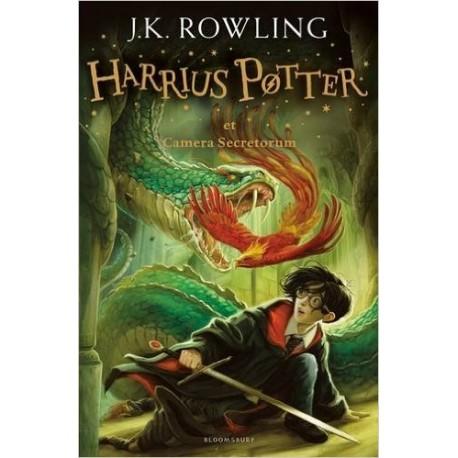 Harrius Potter et camera secretorum. Harry Potter en latín