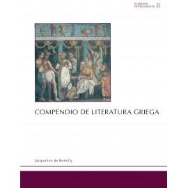 Compendio de Literatura griega